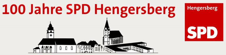100 Jahre SPD Hengersberg